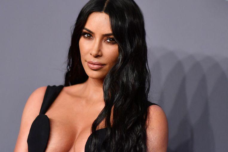 Kim Kardashian. Beeld AFP