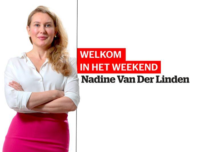 Nadine Van Der Linden - Welkom in het weekend