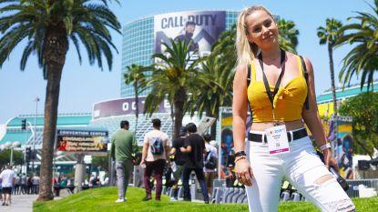 Gamebeurs Electronic Entertainment Expo (E3) in Los Angeles is ten einde. De vriendin van Frank Molnar doet verslag!
