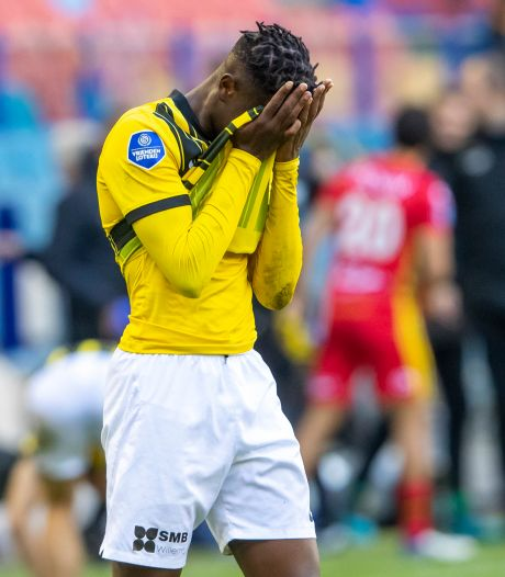 Na het feest volgt de kater bij Vitesse: 'We dachten die Engelse weken aan te kunnen maar dat is blijkbaar niet het geval'