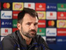 Club Brugge-coach Leko: 'We verdienen meer dan één punt'