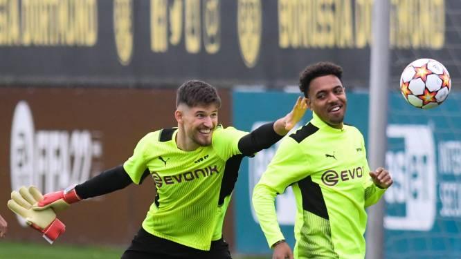 Spitsenprobleem Borussia Dortmund biedt Malen kansen tegen Sporting