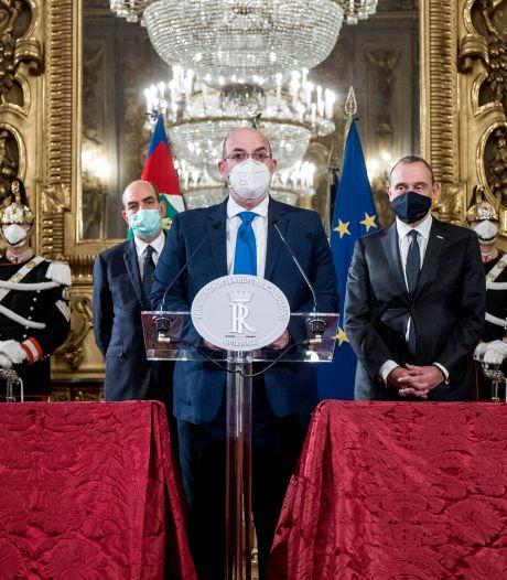 Vijfsterrenbeweging Italië is op weg naar de marge