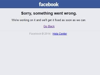 Facebook gaat plat (en Twitter ontploft)