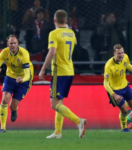 Zweden grijpt laatste strohalm, Turkije degradeert