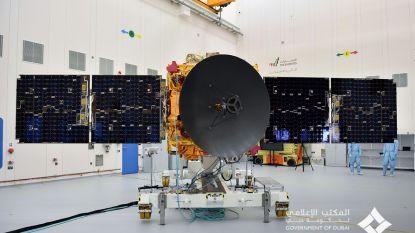 Verenigde Arabische Emiraten voegen zich binnenkort bij ruimtewedloop met eerste missie naar Mars