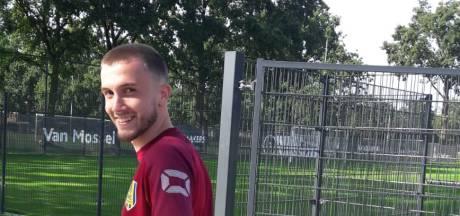RKC huurt spits Dylan Vente van Feyenoord