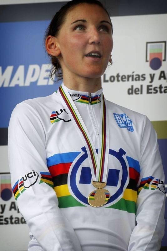 Lisa Brennauer.