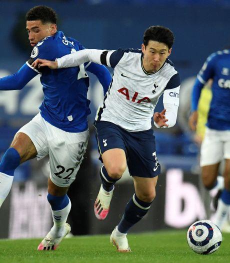 Everton en Spurs schieten met remise niets op