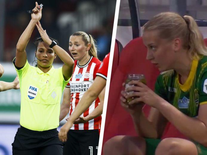 PSV won gisteren een opvallende finale van de KNVB-beker.