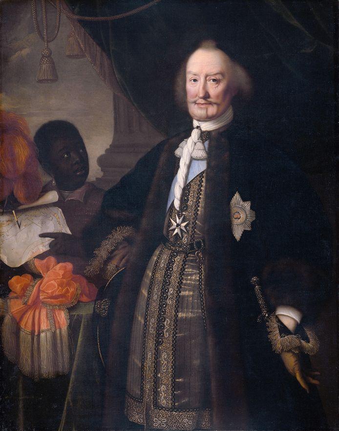 Johan-Maurits (1604-1679).