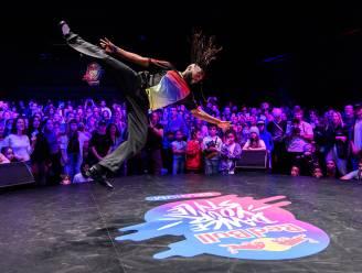 Joffrey uit Antwerpen wint de finale van Red Bull Dance Your Style