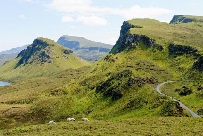 """Plusieurs associations écossaises d'alpinisme reprochent à Google de suggérer des itinéraires """"potentiellement mortels"""" aux internautes (illustration)."""