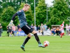 Doelman Jurjus koestert derde clean sheet bij De Graafschap
