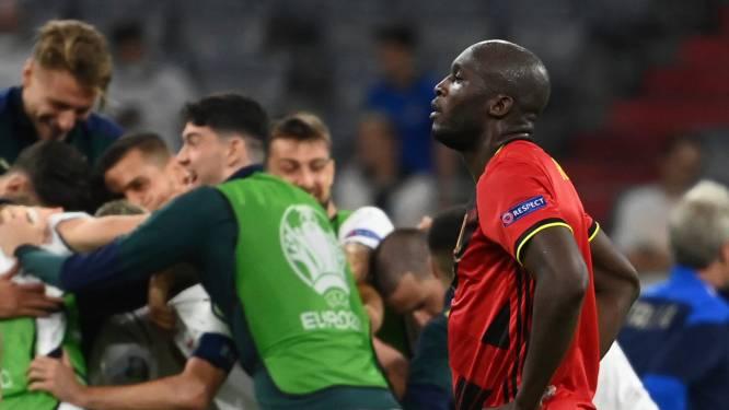 Wat een domper! Rode Duivels verliezen van energiek Italië en zien EK eindigen in kwartfinales
