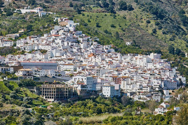 De broer van het slachtoffer vond het lichaam van zijn zus gisterenavond in haar huis in Tolox, een gemeente in Malaga.