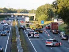 A28 bij Harderwijk weer open na ongeluk