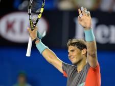 Federer et Nadal qualifiés en trois sets
