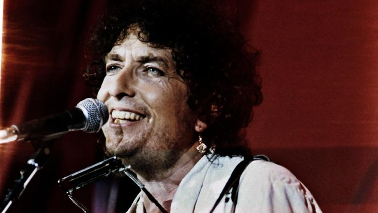 Bob Dylan. Beeld AFP