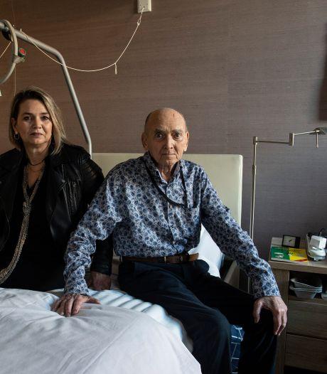 Hoogbejaarde (88) moet binnen week hospice uit 'omdat hij per ongeluk niet doodgaat'