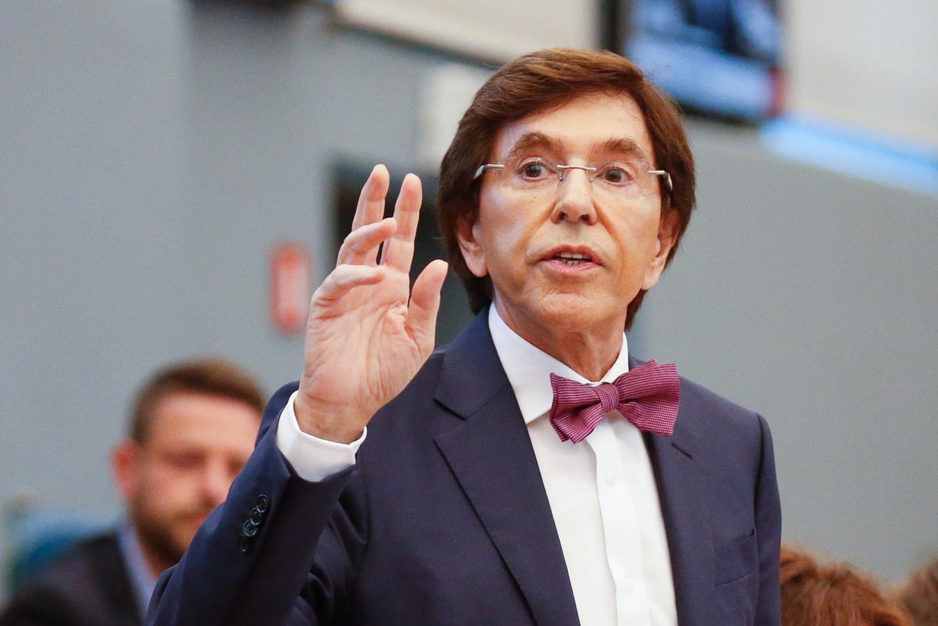 Elio Di Rupo a prêté serment ce vendredi 13 septembre comme ministre-président de la Région wallonne.
