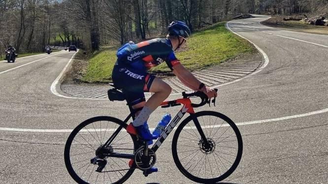 """Niels Merckx bereidt wegseizoen voor met Baloise-Trek Lions: """"Het echte werk kan nu beginnen"""""""