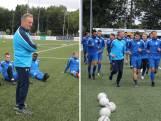 Aftrap eerste training voor HSV Hoek