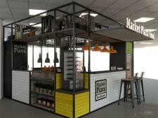 Nieuwe hippe koffiehoek in Market Plaza Burgh-Haamstede
