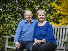 Het kwartje viel ruim zestig jaar geleden voor Brian en Ria bij cafetaria Wilty in Oldenzaal