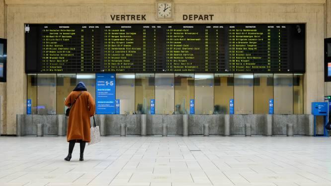 Brusselse politie pakt vier bagagedieven op die met jam of mayonaise te werk gingen
