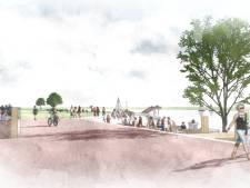 Nieuwe wandelpromenade Wijde Wellen Harderwijk nog voor de zomer klaar
