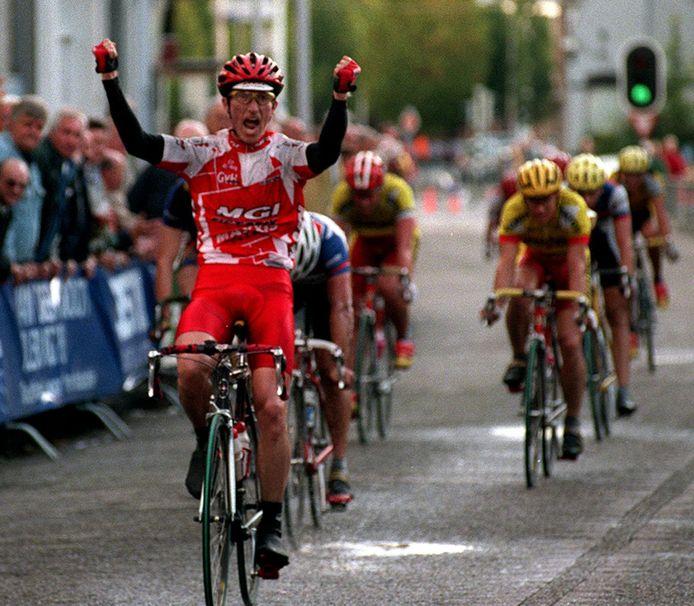 In 1998 won Wilfried Bastiaanse de Kermisronde van Roosendaal.