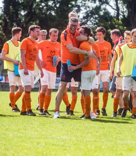 Burgemeester staat nacompetitievoetbal op 'neutraal terrein' in Ermelo niet toe: 'veiligheid kan niet gegarandeerd worden'