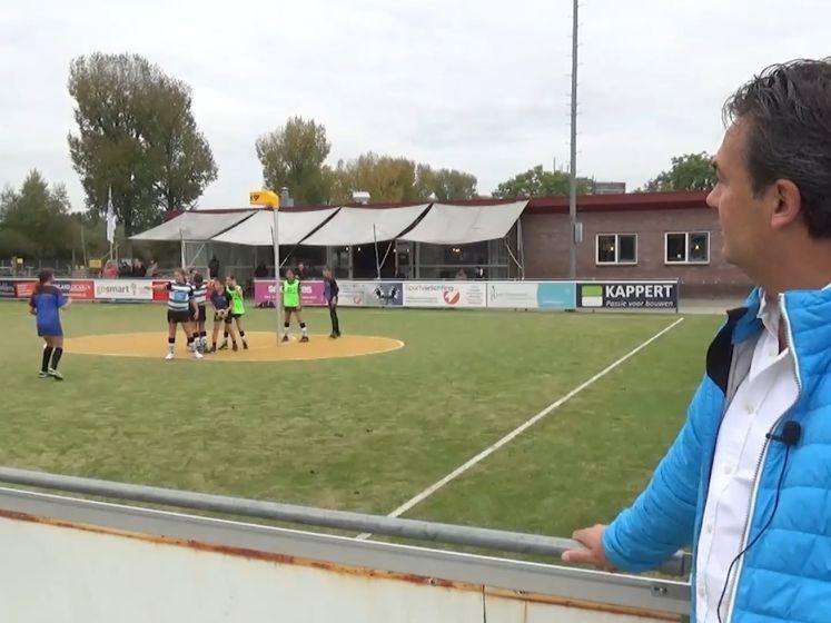 Clubliefde: Oud-international Henk Jan loopt al 50 jaar 'bij de korfbal' in Zutphen