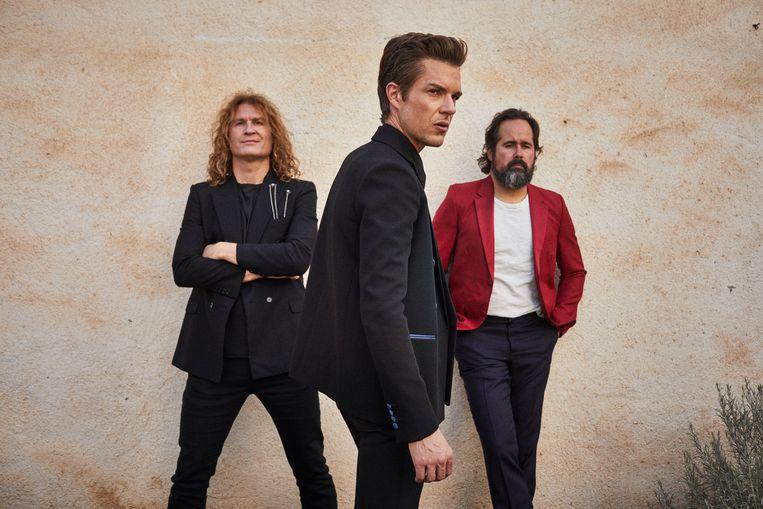 The Killers. Beeld DANNY CLINCH