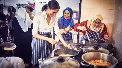 Eerste soloproject voor Meghan: een kookboek