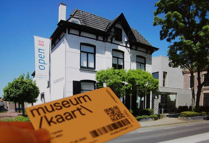 Museum Villa Mondriaan.