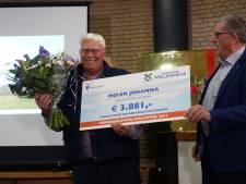 Geen winnaar, wel een geldprijs: molen Johanna ontvangt 3881 euro