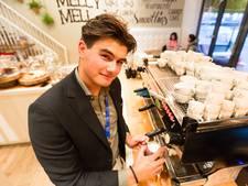 Koffie van Alphense barista valt in de prijzen