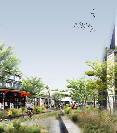 Buurt enthousiast over plannen Dr. Brabersstraat: 'Maar die flats worden wel héél hoog'