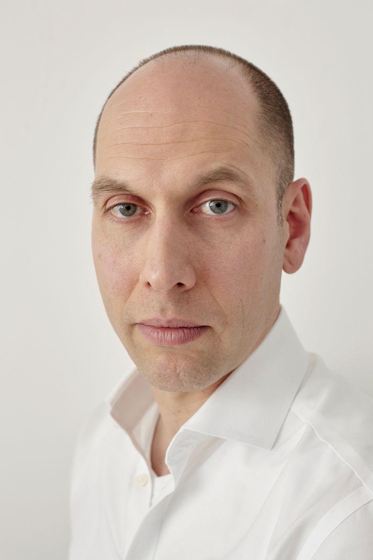 Gijsbert is donor/vader van Judiths jongste kind Niels Boas. Beeld Mascha Jansen