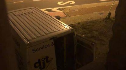 Inbreker in bestelwagens opgepakt dankzij  alerte eigenaar