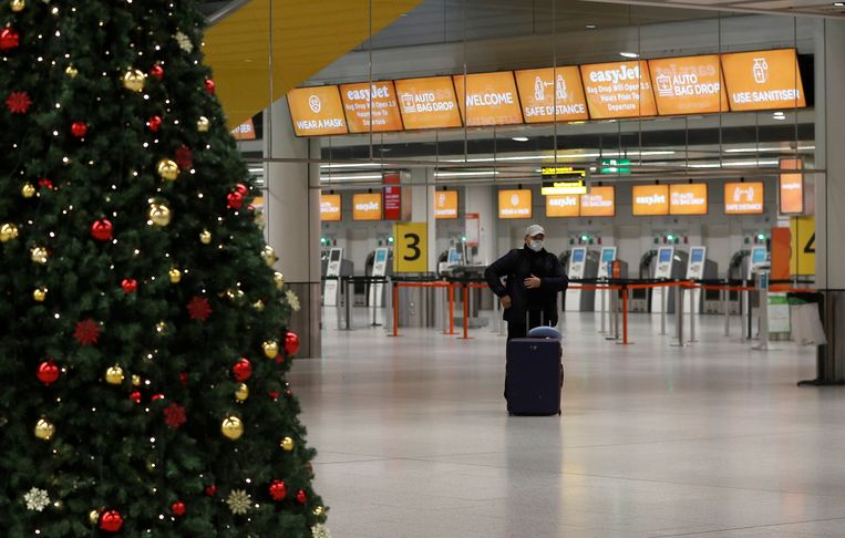 Vliegveld Londen Gatwick Beeld Reuters
