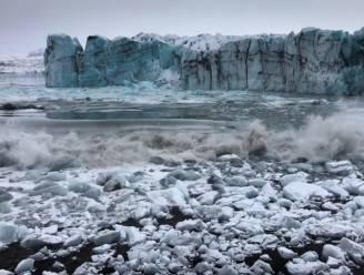 Aarde verliest elk jaar bijna drie keer oppervlakte van België aan ijs