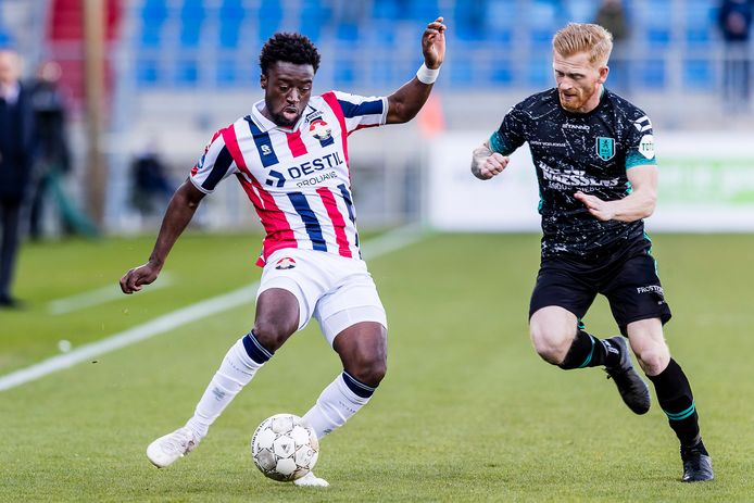 Met zijn transfer naar Willem II in 2020 is Leeroy Owusu de laatste speler die De Graafschap geld opleverde.