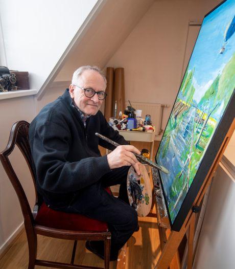 Vroomshoop krijgt een kunstroute: 'Kunst zorgt voor kleur op de wangen'