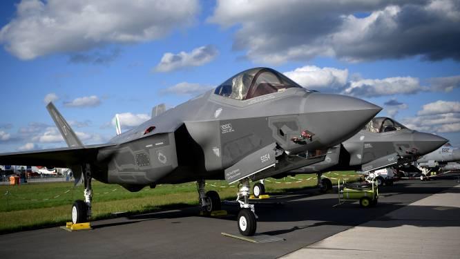 Belgische bedrijven starten joint-venture om onderdelen te bouwen voor F-35 gevechtsvliegtuigen