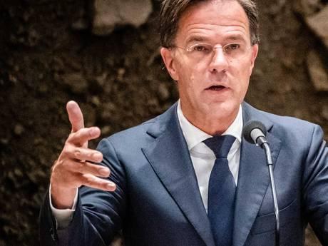 LIVE   Rutte hard over drugsgebruikers: 'Allemaal onderdeel van systeem zware criminaliteit'