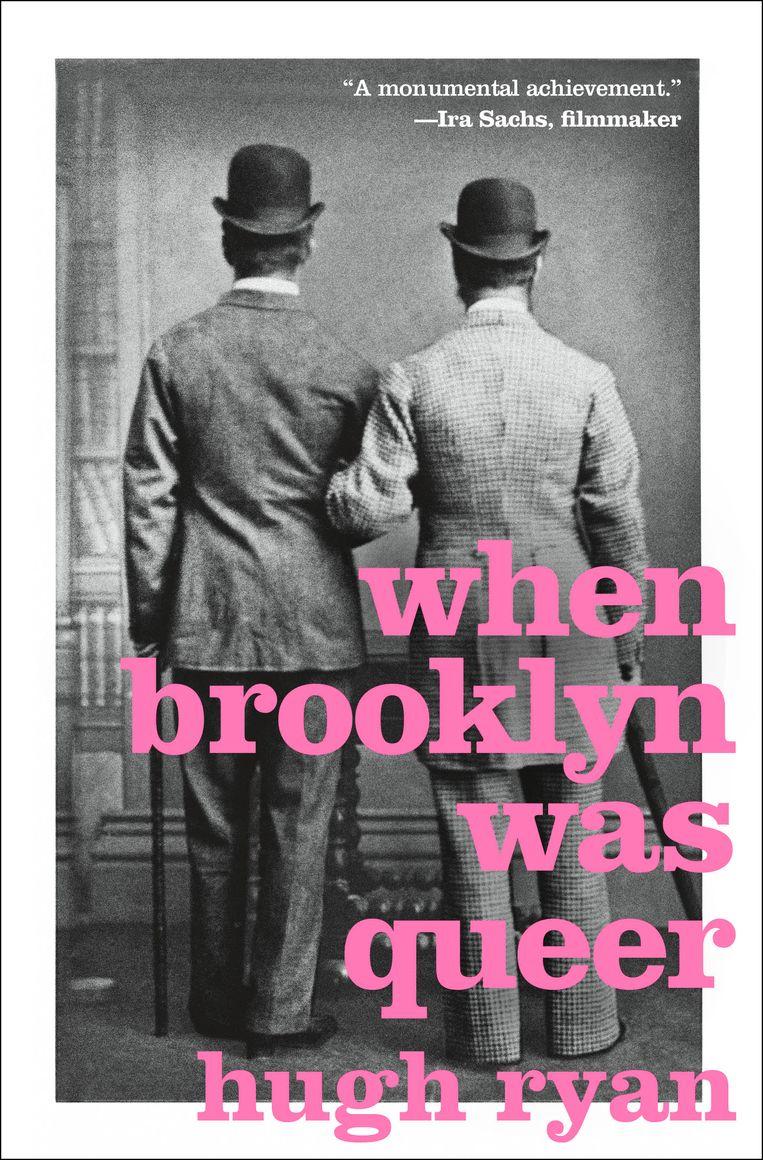 Omslag van Rob Grom voor When Brooklyn was Queer, uitverkoren in 50 Books 50 Covers 2019.  Beeld St. Martins Press