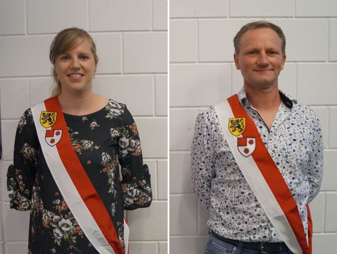 Nathalie Delmotte en Renzo Callant zetelen voortaan in de gemeenteraad voor Nieuw Pittem-Egem